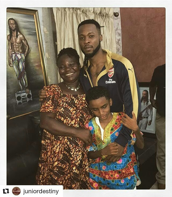 Juli Endee and Flavour Nabania Chinedu Okoli partners with CAB